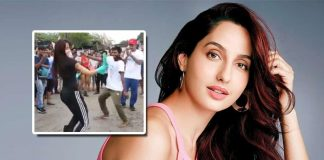 Nora Fatehi DIDN'T Disappear From Beach Clean Drive Event After Angad Bedi's Arrival; Here's The Truth