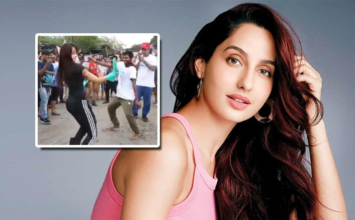 Nora Fatehi DIDN'T Disappear From An Event After Angad Bedi's Arrival; Here's The Truth