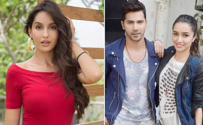 Nora Fatehi Has Found A New Family In Varun Dhawan and Shraddha Kapoor