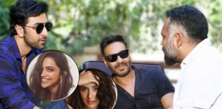 Not Shraddha Kapoor, But Deepika Padukone Still A Part Of Luv Ranjan-Ranbir Kapoor-Ajay Devgn's Next?