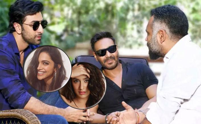 Deepika Padukone Still A Part Of Luv Ranjan-Ranbir Kapoor-Ajay Devgn's Next?