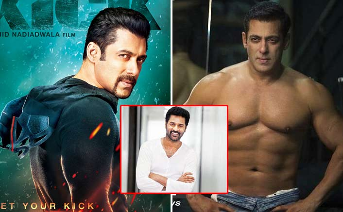 Not Wanted 2 Or Kick 2 But Salman Khan Is Coming With Prabhudheva's Veteran Remake On Eid 2020!