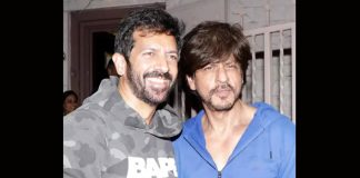 Not YRF Or Rajkumar Hirani's Next, But Shah Rukh Khan Is Meeting Kabir Khan? We're Wondering Why!