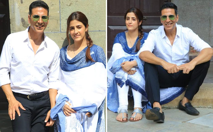 Nupur Sanon is all praise for Akshay Kumar