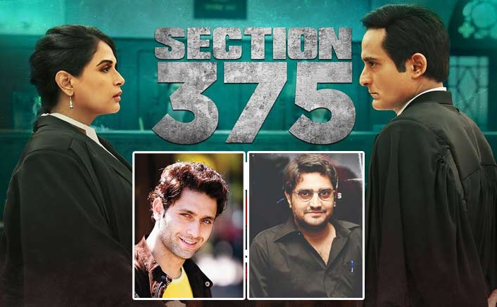 SHOCKING! Section 375 Is Inspired By Shiney Ahuja's Rape Case, Reveals Writer