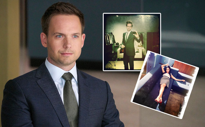 Patrick Adams shares throwback snaps of 'Suits'