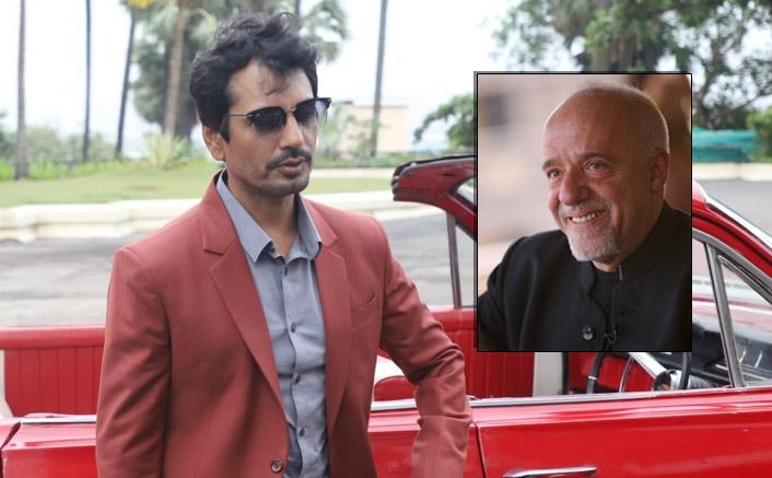 Shah Rukh Khan's Favourite Paulo Coelho Praises Nawazuddin Siddiqui For Sacred Games