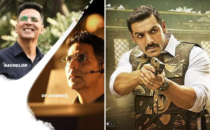 Post Batla House & Mission Mangal, Now John Abraham & Akshay Kumar To Clash Yet Again On Eid 2020?
