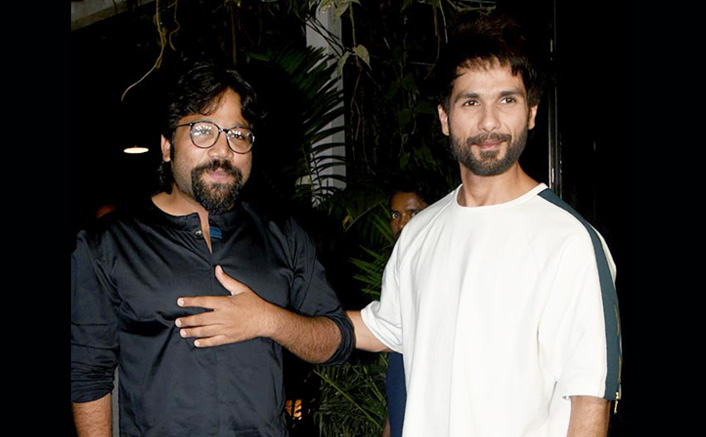 Post The Blockbuster Kabir Singh With Shahid Kapoor, Sandeep Reddy Vanga All Set For Another Bollywood Project?