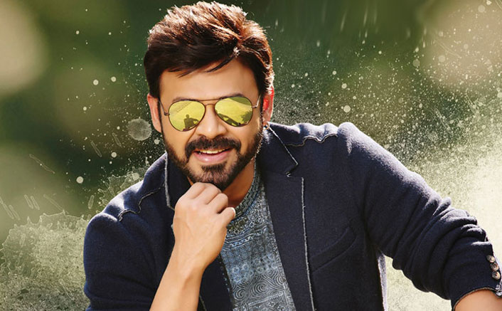 Post Venky Mama, Venkatesh To Play A Horse Jockey In His Next