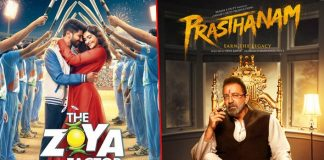 Prassthanam' kya hai? : Sonam Kapoor On Clash With Sanjay Dutt starrer