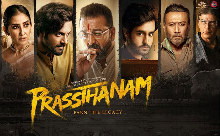 Prassthanam Movie Review: Not The Big Screen Entertainment You Are Looking For