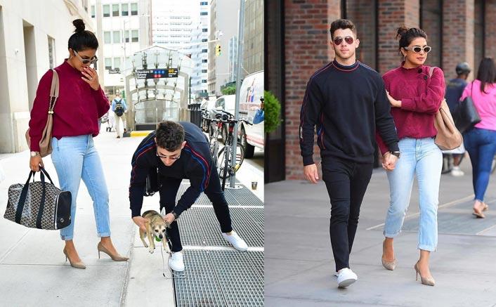 Priyanka Chopra & Nick Jonas - Couples Who Pet Together, Stay Together!