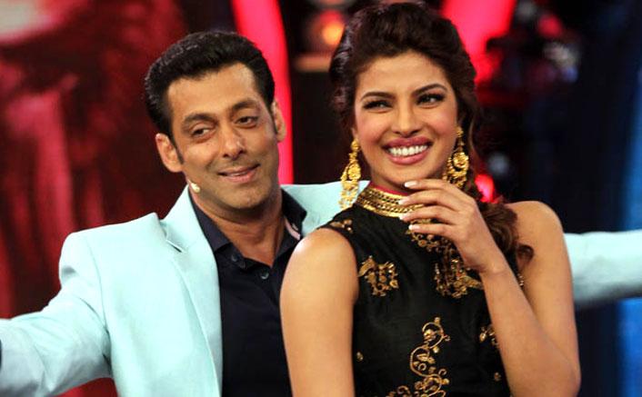 Priyanka Chopra Finally Addresses Rumors Of Fallout With Salman Khan