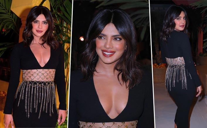 Priyanka Chopra Looks Ethereal In Oscar De La Renta At New York Fashion Week 2019