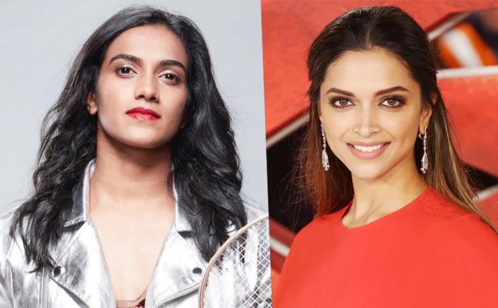 PV Sindhu Calls Deepika Padukone Beautiful & Talented And The Actress Has A Pleasing Response In Return For The Shuttler