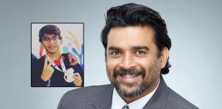 R Madhavan's Son Wins A Silver Medal In Swimming For India In Asian Age Group Championship!