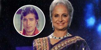 Rajesh Khanna among B'wood's most miserly actors: Waheeda Rehman