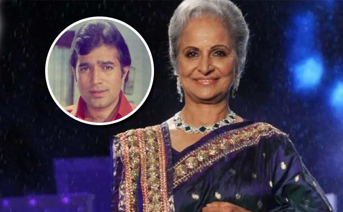 """""""Rajesh Khanna Was One Of The Most Miser Actors In Bollywood"""": Waheeda Rehman"""