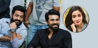 Ram Charan or NTR Jr! Alia Bhatt to star opposite which actor in RRR?