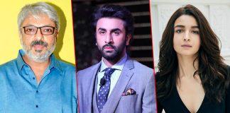 Ranbir Kapoor To Join Alia Bhatt For Sanjay Leela Bhansali's Gangubai?