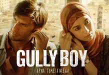 After Filmfare, Ranveer Singh's Gully Boy Makes Noise At The Critics' Choice Film Awards