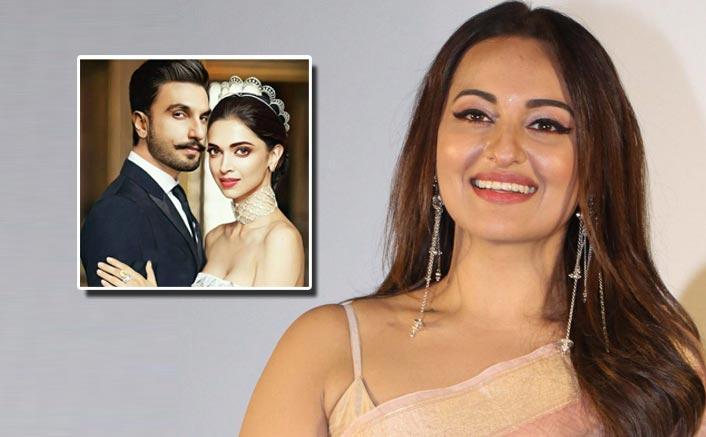 Sonakshi Sinha Crowns Ranveer Singh-Deepika Padukone As Bollywood's 'Most Stylist Couple' & We Couldn't Agree More!