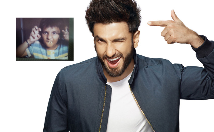 Ranveer Singh Is A Cute Dracula In This Throwback Photo