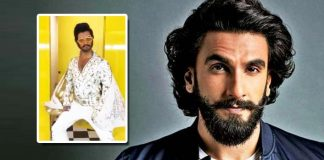 Ranveer's Elvis Presley look leaves celebs in splits