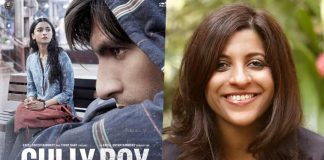 Rap going to world gullys! Ace director Zoya Akhtar is all set to release 'Gullyboy' in Japan