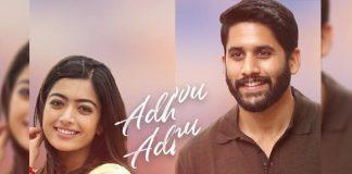 Rashmika Mandanna & Naga Chaitanya As Romantic Lead For Telugu Venture Adhe Nevvu Adhe Nenu?
