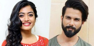 Rashmika Mandanna To Make Her Grand Debut In Bollywood Opposite Shahid Kapoor?