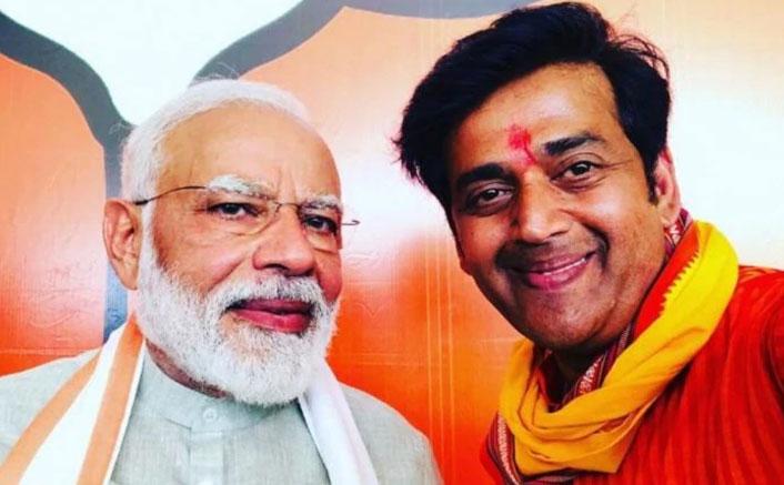 Ravi Kishan wants to make Bhojpuri biopic of PM Modi