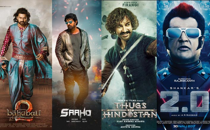Saaho Box Office (All Languages): All Time 2nd Biggest Opener In India! Beats 2.0 & Thugs Of Hindostan By HUGE Margin