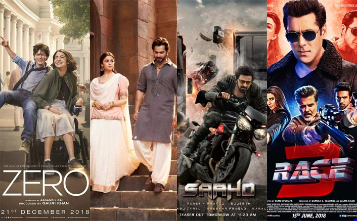 Saaho Box Office (Hindi): 25.20 Crores VS Day 2 Of Race 3, Kalank, Zero & Major Recent Biggies!