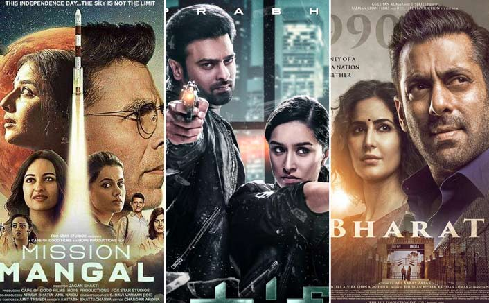 Saaho Box Office (Hindi): 79.08 Crores VS Bharat, Mission Mangal & Top Opening Weekends Of 2019!