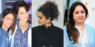 "Saand Ki Aankh Actress Taapsee Pannu On Neena Gupta & Kangana Ranaut's Sister's Remark: ""My Efforts Are Being Questioned"""