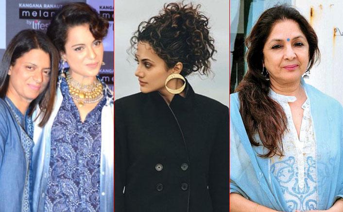 "Saand Ki Aankh Actress Taapsee Pannu On Neena Gupta & Kangana Ranaut's Sister's Remark: ""My Efforts Are Being Questioned"""
