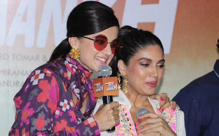 Saand Ki Aankh: Taapsee Pannu & Bhumi Pednekar Get Emotional As They Share The Reason Why They Agreed To Do The Film