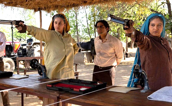 Saandh Ki Aankh: Bhumi Pednekar - Taapsee Pannu's new teaser is full of energy