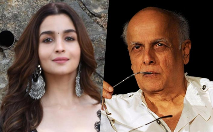 Sadak 2: Alia Bhatt Broke Down During A Scene & Dad Mahesh Bhatt Is To Blamed For It!
