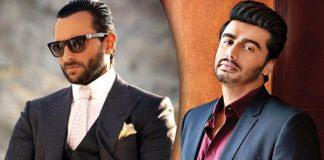 Saif is the best dressed man in Bollywood: Arjun Kapoor