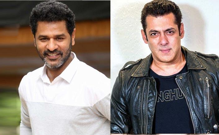Salman Khan, Prabhudeva Lock A Title For The Veteran Remake & It Has A Wanted Connection!