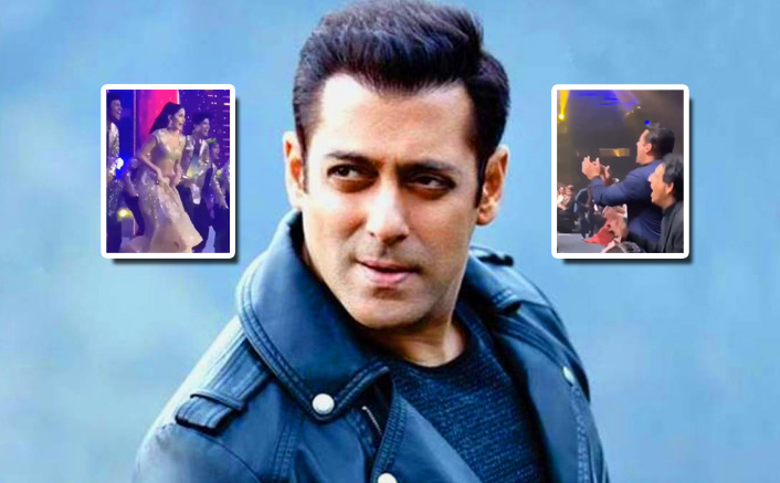 Salman Khan Cheering For Katrina Kaif At IIFA 2019 Is A Sight To Behold!