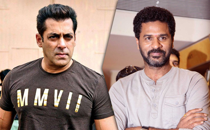 Salman Khan CONFIRMS Eid 2020 Release With Prabhudheva; Film NOT Titled As Radhe