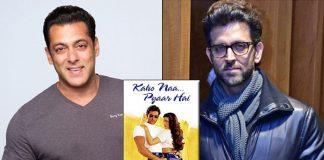 Salman Khan Played A Vital Role In Helping Hrithik Roshan Prep For Kaho Naa Pyaar Hai, Read On