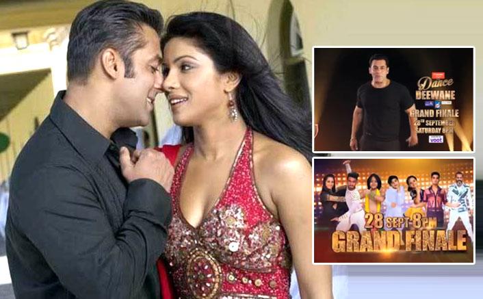 Salman Khan & Priyanka Chopra To Add More Excitement In The Finale of Dance Deewane 2, WATCH Video