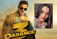 Salman Khan: Saiee has done a really good job in 'Dabangg 3'