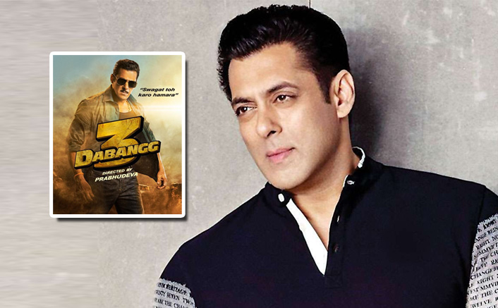 Dabangg 3: Salman Khan shares first pic with Saiee Manjrekar from sets