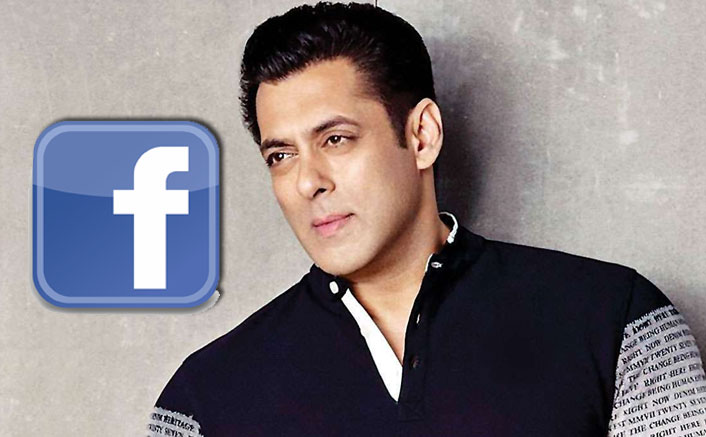 Salman Khan threatened on Facebook